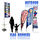 Design your own flag, Printed, Custom Personalized, Cheap, Complete Flag kit