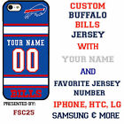 Buffalo Bills NFL Phone Case Cover for LG G6 G5 G4 HTC One m9 Moto E G X etc