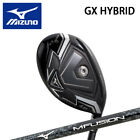 [NEW] MIZUNO GOLF JAPAN GX HYBRID MFUSION U 2018 JAPAN MODEL 081804
