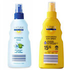 LACURA SUNSCREEN LOTION & AFTER LOTION PRODUCTS TRAVEL PACK 200ml SKIN CARE
