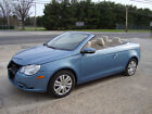 2009+Volkswagen+Eos+2%2E0L+Turbo+Salvage+Rebuildable+Repairable