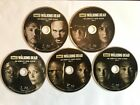 The Walking Dead: Season 3 (Blu-ray, 5-Disc Set) *Discs Only!*