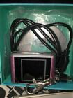 """Pink 1.5"""" Color LCD Digital 50 Photo JPEG Picture Viewer Keychan (056 13 0710)"""