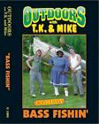Outdoors with T.K. and Mike: Bass Fishin', Acceptable DVD, ,