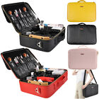 Professional Makeup Train Case Cosmetic Travel Storage Organ