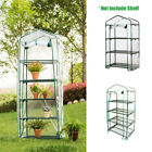 Greenhouse Kit Garden Cover Frame Outdoor Tray Patio Deck Plant Shelves Porch