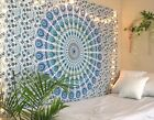 Mandala Tapestry Indian Wall Hanging Decor Bohemian Hippie Queen Twin Poster New