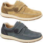 MENS CHARLES SOUTHWELL TOUCH STRAP & SLIP ON CASUAL SHOES SIZE UK 7 8 9 10 11 12