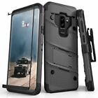 Zizo Bolt Rugged 360 Full Body Clip Holster Case For Samsung Galaxy S9 S9 Plus   <br/> Same Day Ship M-F if Order By 4 PM