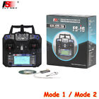 Flysky FS-i6 2.4G 6ch RC Transmitter Controller FS-iA6 Receiver For RC Helicopte