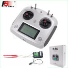 Flysky FS-i6S Remote Controller 10CH 2.4G with FS-iA10 Receiver For RC Helicopte