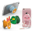 Kakao Friends Smart Mobile Phone Snap Grip Tok Stand Holder Smart Ring stent
