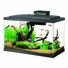 50 gallon fish tank dimensions - 1.5/2/3.5/10 Gallon Aquarium Kit Fish Tank W/ LED Light  Filter Tubing Air Pump