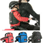 Kids Safety Motorcycle Seat Harness  Strap Back Support Belt Protective Gear