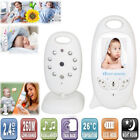 "UK 2.4""LCD Wirless Digital Video Baby Monitor 2.4GHz Camera Night Vision Audio"