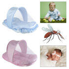 Infant Baby Travel Bed Crib Cot Net Foldable Portable Mosquito Nets Comfortable