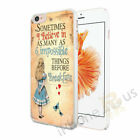 Alice In Wonderland Case Case Cover For Apple iPhone Samsung Sony Phones 043-2