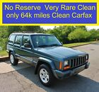 2001+Jeep+Cherokee+NO+RESERVE+64K+MILES+LIMITED+4X4