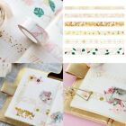 Pink Foil Paper Washi Tape Kawaii Student Stationery Scrapbooking Decor Tapes on eBay