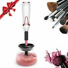 Makeup Brush Cleaner Makeup Cleaning Brush Machine Cleans and Dries All Makeu...
