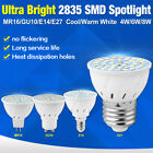 Energy Save 220V Bulb E27 MR16 GU10 E14 LED Lamp Warm/Cool White Spotlight 2AD6
