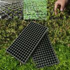 1 Pack 200 Cell Seedling Starter Trays For Seed Germination Plant Propagation