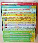 all about elmo - SESAME STREET   &  THE MUPPETS  *PICK & CHOOSE*  DVD's / VHS Tapes  Free Ship!