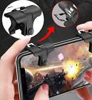 PUBG Shooter Controller Mobile Gaming Trigger Fire Button Handle L1R1 For Phones