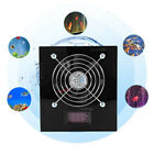 Aquarium Thermostat Chiller Temperature Control 70W Fish Tank Fresh Water F1R