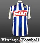 1992/93 - Ribero Colchester United Home Football Shirt - Size: Small (S) image