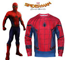 Spider-Man:Homecoming Peter Parker 3D Hooded Sweater Sweatshirt cosplay costume