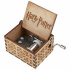 Game of Thrones/Beauty and the Beast/Harry Potter Wooden Music Box Engraved Gift