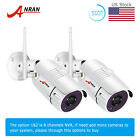 ANRAN Security Camera System Wireless WIFI 960P 8CH 1TB CCTV 1080P NVR Kits IP66