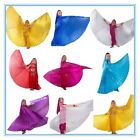 Kyпить NEW Sale Girl Kids Angel Wings Belly Dance Costume Children's Isis Wings & Bags на еВаy.соm