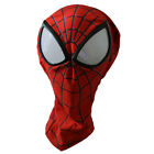 US Ship! Amazing Spider Man 2 Spiderman Tight Mask Mens Adult Halloween Cosplay