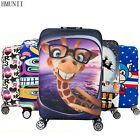 Luggage Protective Cover Suitcase Protect Dust Bag Case Child Cartoon Travel Hot