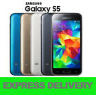 New Samsung Galaxy S5 Smg900 Unlocked 100% Express Shipping From Mel