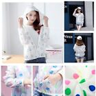 Women's Sun Protection Clothing Thin Anti-UV Fast drying Hooded Tops Clothing