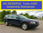 2000+Volvo+XC70+No+Reserve+Dealer+Maintained+Premium