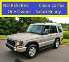 2000+Land+Rover+Discovery+No+Reserve+1+owner+Clean+Carfax
