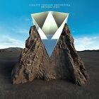 Audio CD: Broken Lines, Giraffe Tongue Orchestra NEW SEALED