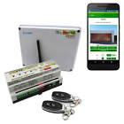 Barrier Opener Relay Controller with Wi-Fi, Android App, RF remotes, I/O