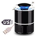 Electric Fly Bug Zapper Mosquito Insect Pest Killer LED Light Trap Lamp