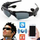 Car Driving Polarized Sports Smart Sunglasses with Wireless Bluetooth Earphone