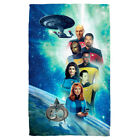 Star Trek Next Generation 30th Anniversary CREW Lightweight Beach Towel on eBay