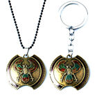 Assassins Creed Game Assassin's Creed Origins Keyring Eagle Pendant Keychain