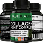 Joint Complex Collagen Healthy, Hydrated Joints! Helps Connective Tissue $4.99 USD on eBay