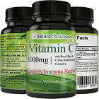 Vitamin C Pharmaceutical Grade 1000 mg | Antioxidant Protection, Pure, Non-GMO