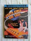 EARTH GIRLS ARE EASY -DVD  R-4, LIKE NEW, FREE POST WITHIN AUSTRALIA
