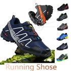 Men Running Shoes Athletic GYM Outdoor Sports Hiking Soft Sneakers Breathable